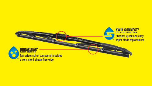 Anco Wiper Blades >> 31 Series Windshield Wipers Anco Wiper Blades Windshield